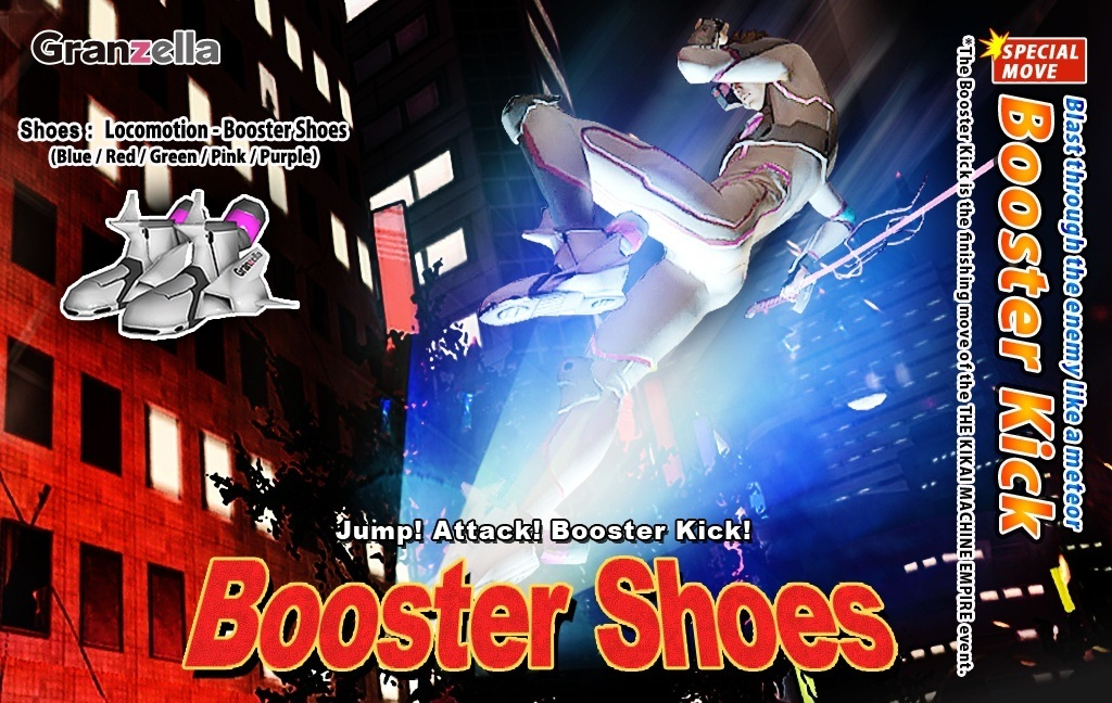 New This Week From Granzella Worldwide - July 24th, 2013, kwoman32, Jul 22, 2013, 7:57 PM, YourPSHome.net, jpg, 20130725_Locomotion - Booster Shoes.jpg