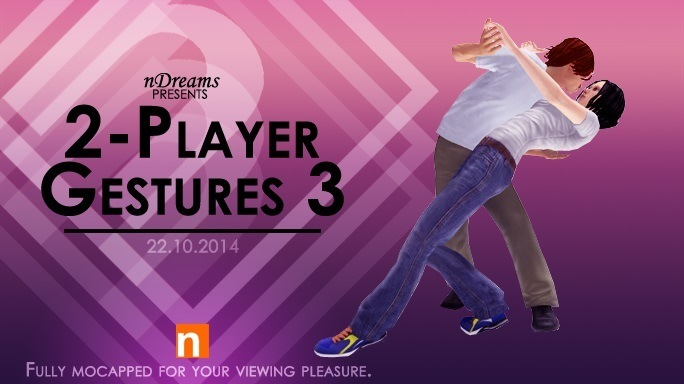 New this week from nDreams - Oct. 22nd, 2014, drake21734, Oct 20, 2014, 1:16 PM, YourPSHome.net, jpg, 2PlayerGestures3_684.jpg