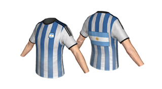 Week Two of The Soccer Supporter Collection from JAM Games! - June 4th, 2014, kwoman32, Jun 2, 2014, 7:34 PM, YourPSHome.net, png, Argentina_M_320x176.png