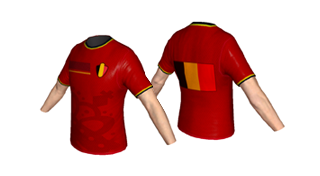 Week Two of The Soccer Supporter Collection from JAM Games! - June 4th, 2014, kwoman32, Jun 2, 2014, 7:34 PM, YourPSHome.net, png, Belgium_M_320x176.png