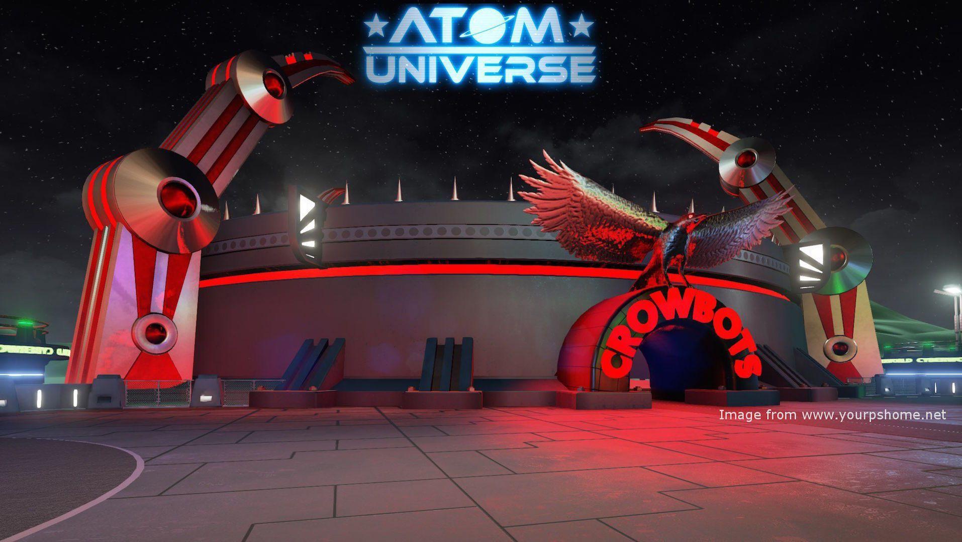 Karen Talks To Atom Republic About Atom Universe, kwoman32, Nov 30, 2014, 4:55 PM, YourPSHome.net, jpg, crowbotsArena-copt.jpg
