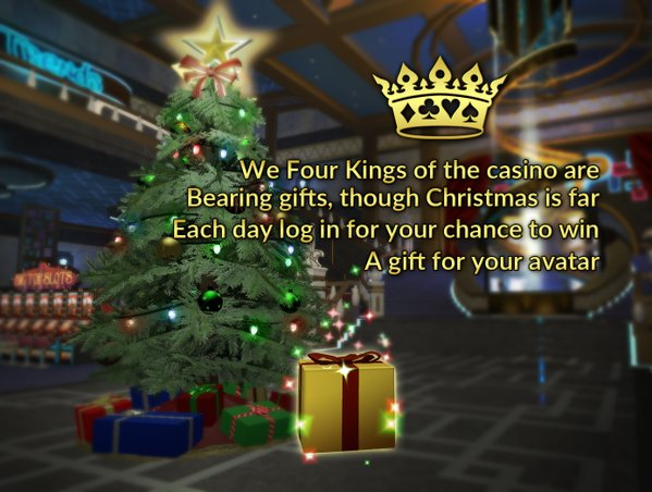 The Four Kings come bearing gifts!, C.Birch, Dec 11, 2015, 9:17 PM, YourPSHome.net, jpg, CV-EPjTU8AAXgLZ.jpg