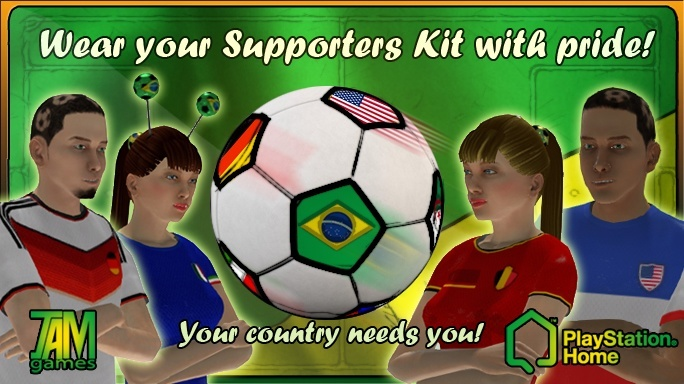 Week Two of The Soccer Supporter Collection from JAM Games! - June 4th, 2014, kwoman32, Jun 2, 2014, 7:34 PM, YourPSHome.net, jpg, Football_Supporters_02_684x384.jpg