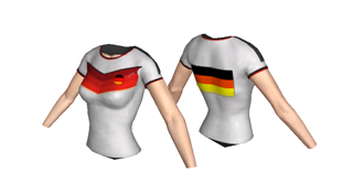 Week Two of The Soccer Supporter Collection from JAM Games! - June 4th, 2014, kwoman32, Jun 2, 2014, 7:34 PM, YourPSHome.net, png, Germany_F_320x176.png