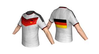 Week Two of The Soccer Supporter Collection from JAM Games! - June 4th, 2014, kwoman32, Jun 2, 2014, 7:34 PM, YourPSHome.net, png, Germany_M_320x176.png