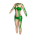 New LIVING Additions & Strictly Sparkle clothing from JAM Games - Aug. 6th, 2014, kwoman32, Aug 5, 2014, 12:05 AM, YourPSHome.net, png, Green_Diamond_Body_Suit_128x128.png