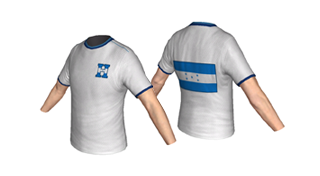 Week Two of The Soccer Supporter Collection from JAM Games! - June 4th, 2014, kwoman32, Jun 2, 2014, 7:34 PM, YourPSHome.net, png, Honduras_M_320x176.png