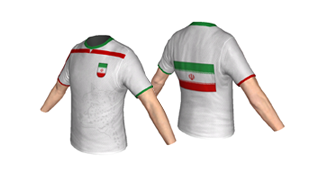 Week Two of The Soccer Supporter Collection from JAM Games! - June 4th, 2014, kwoman32, Jun 2, 2014, 7:34 PM, YourPSHome.net, png, Iran_M_320x176.png