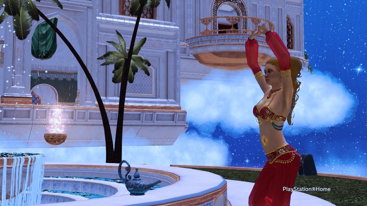 The Ladies Fashion Runway, Firefly, May 12, 2013, 11:13 AM, YourPSHome.net, jpg, JeannieInHome013revised.jpg