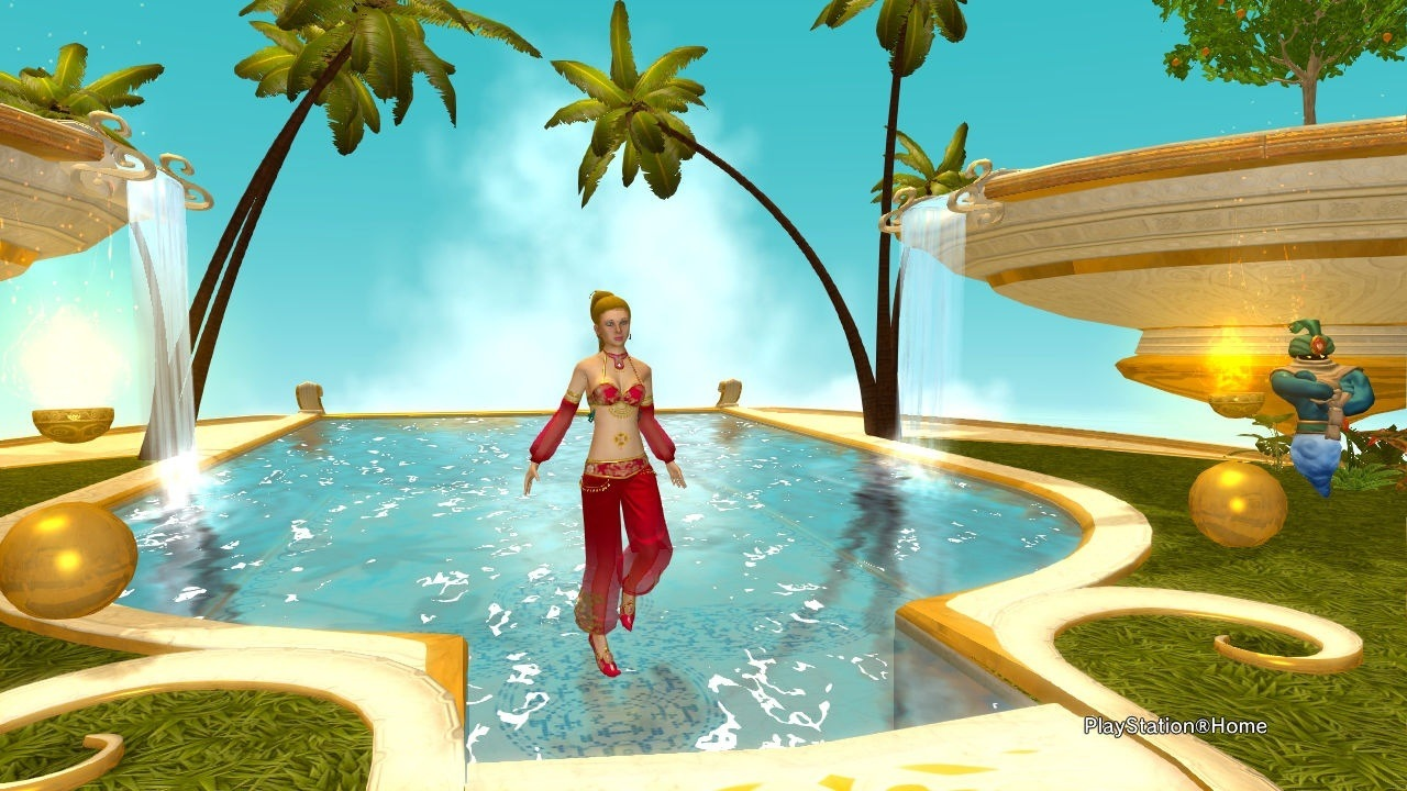 The Ladies Fashion Runway, Firefly, May 12, 2013, 11:13 AM, YourPSHome.net, jpg, JeannieInHome054.jpg