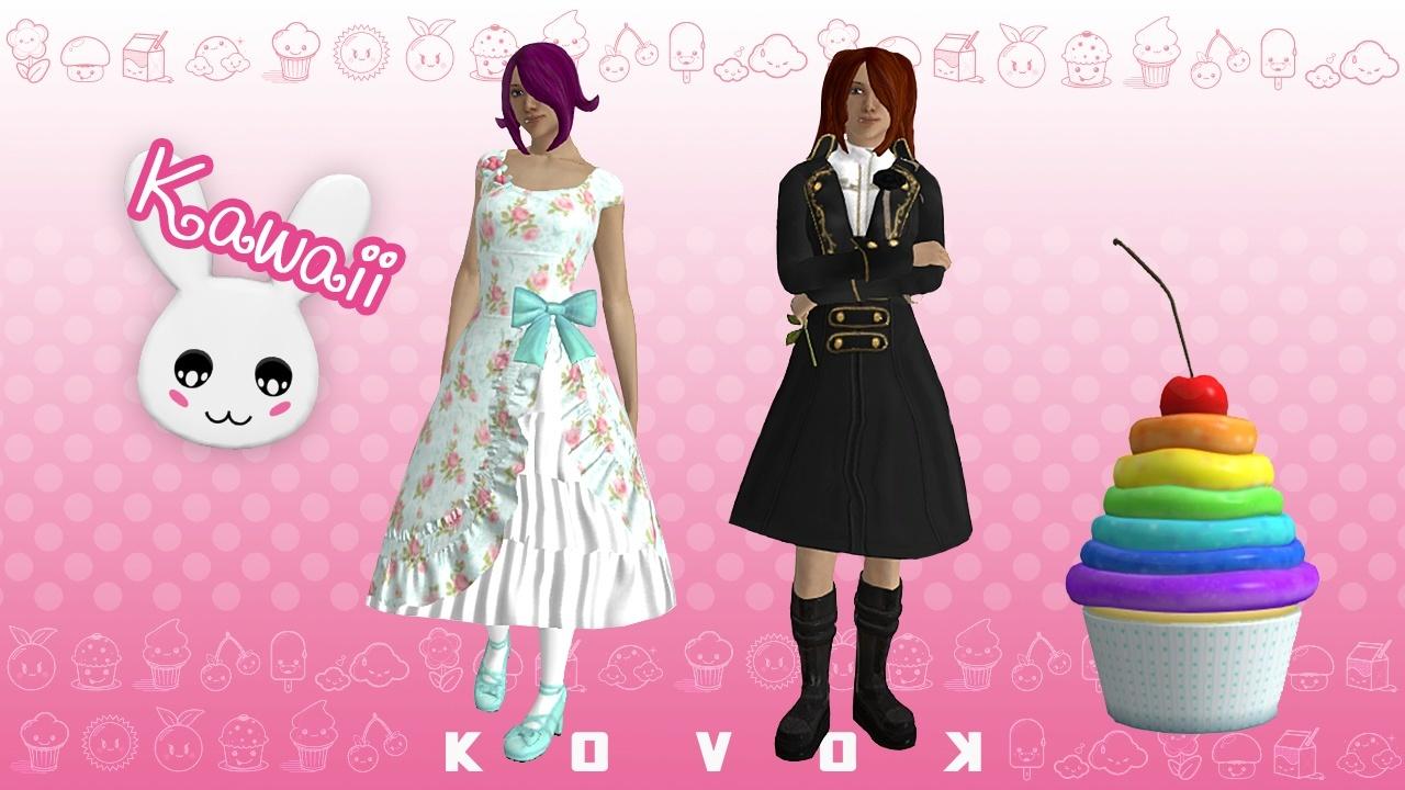 New this week from Kovok - Sept. 17th, 2014, kwoman32, Sep 15, 2014, 4:15 PM, YourPSHome.net, JPG, Kawaii02_Blog_1280x720.JPG