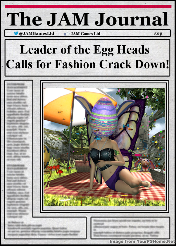 Free Egg Heads & A Photo Contest!, kwoman32, May 5, 2014, 6:28 PM, YourPSHome.net, png, Newpaper_Leader.png