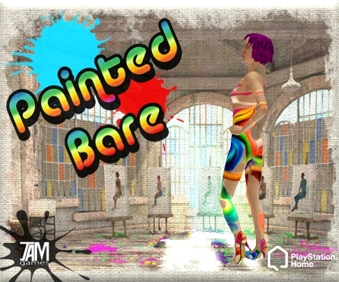 Painted Bare Arrives This Week From Jam Games, kwoman32, Jan 28, 2013, 1:07 PM, YourPSHome.net, jpg, Painted_Bare_Promo_01_486x405.jpg
