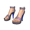 New LIVING Additions & Strictly Sparkle clothing from JAM Games - Aug. 6th, 2014, kwoman32, Aug 5, 2014, 12:05 AM, YourPSHome.net, png, Pink_Sandal_shoes_128x128.png