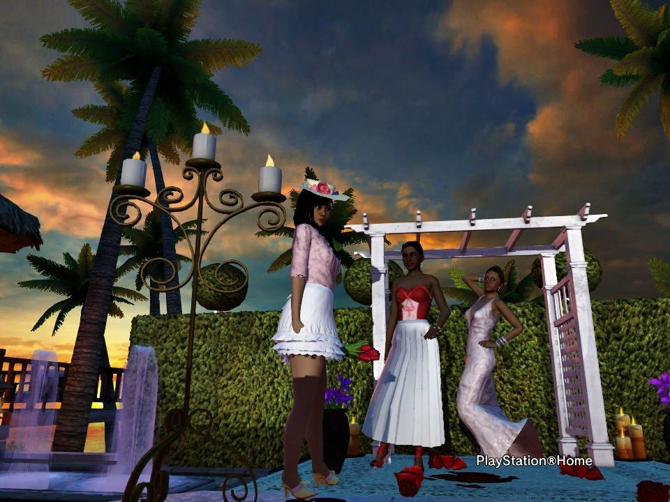 The Ladies Fashion Runway, Gojin, May 6, 2013, 12:46 AM, YourPSHome.net, jpg, PlayStation(R)Home Picture 03-31-2013 02-58-39.jpg