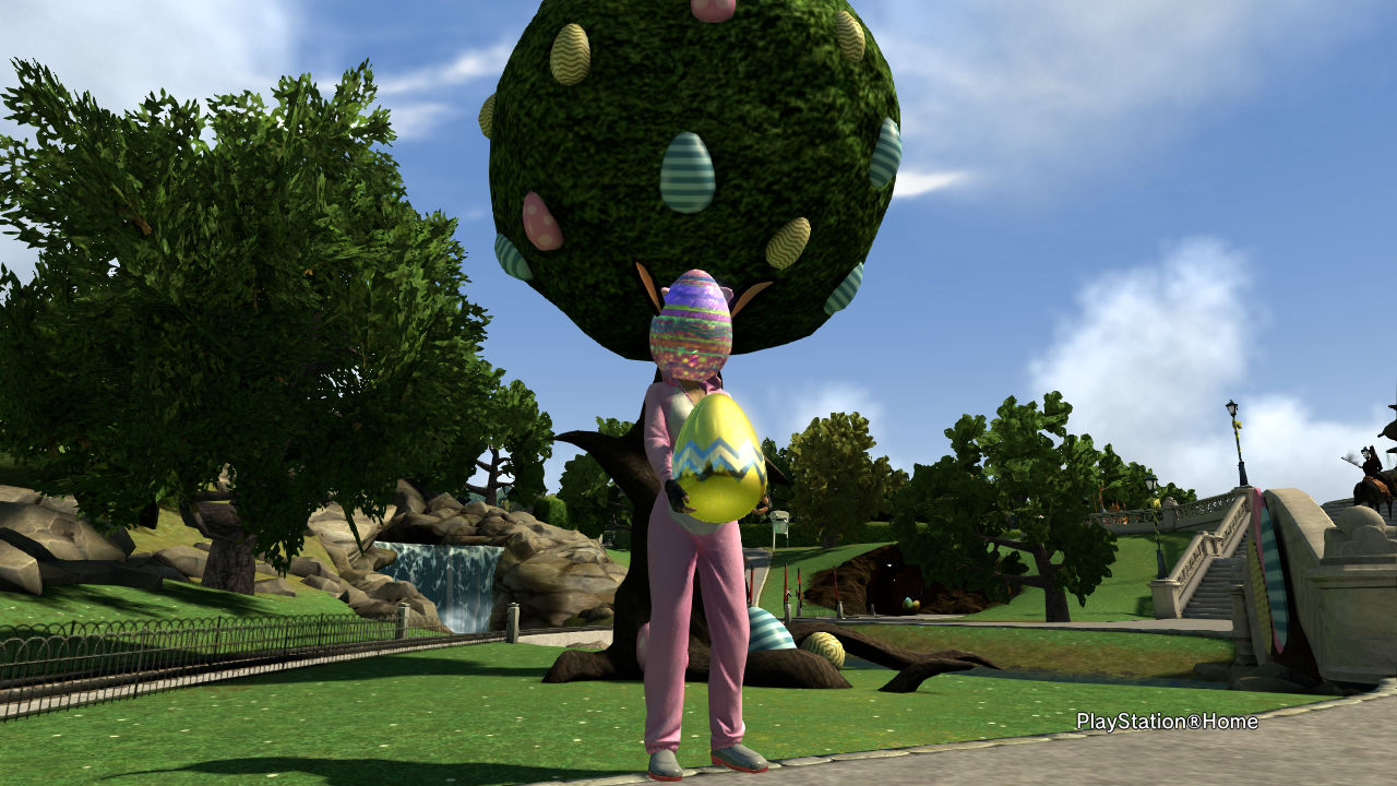 Free Egg Heads & A Photo Contest!, Scotish-Heritage, Apr 25, 2014, 2:19 PM, YourPSHome.net, jpg, PlayStation(R)Home Picture 04-25-2014 07-52-14.jpg
