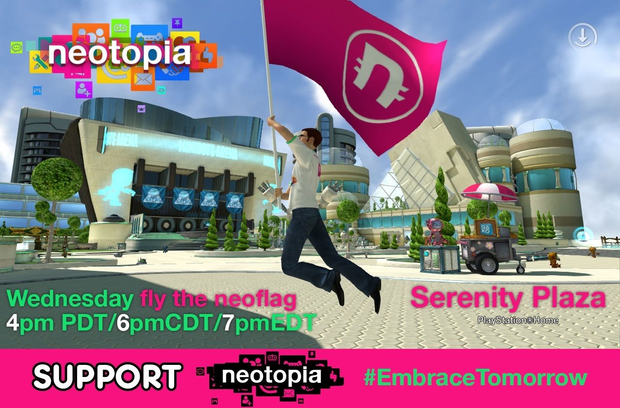 Neotopia News, kwoman32, Nov 5, 2014, 7:21 PM, YourPSHome.net, jpg, PlayStation(R)Home Picture 05-11-2014 16-28-54.jpg