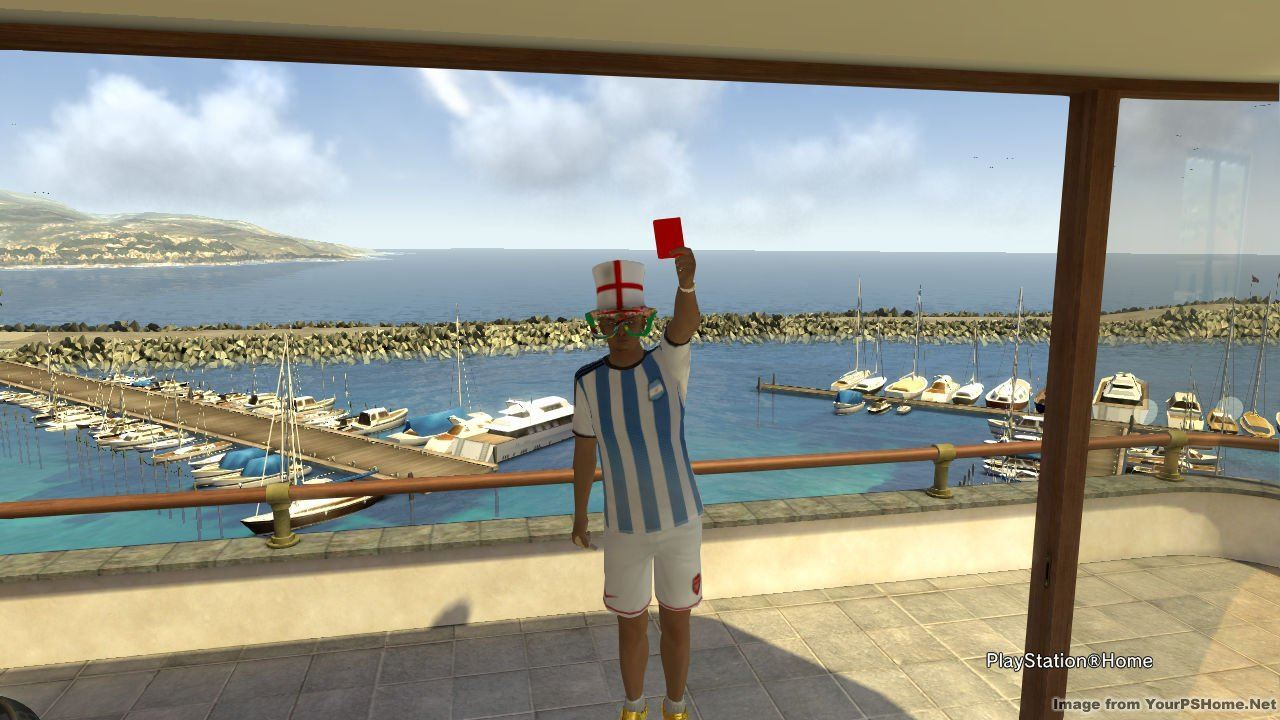 JAM Games & YPSH Have Soccer Fever !, HOPPER_34, Jun 25, 2014, 7:58 PM, YourPSHome.net, jpg, PlayStation(R)Home Picture 06-25-2014 14-46-12.jpg