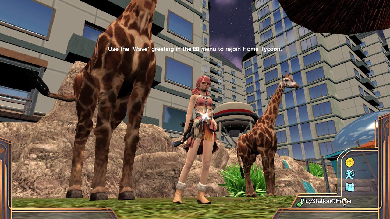The Ladies Fashion Runway, Firefly, Oct 9, 2012, 3:33 AM, YourPSHome.net, jpg, PlayStation(R)Home Picture 08-10-2012 16-36-42.jpg