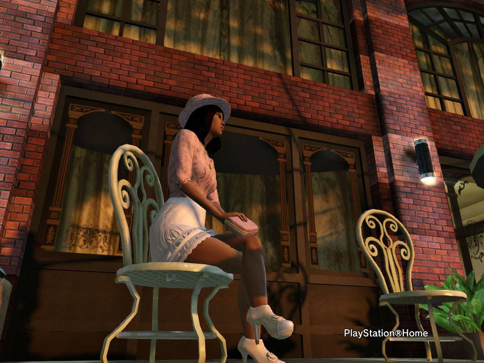 The Ladies Fashion Runway, Gojin, Oct 19, 2012, 1:02 AM, YourPSHome.net, jpg, PlayStation(R)Home Picture 18-10-2012 16-35-07.jpg