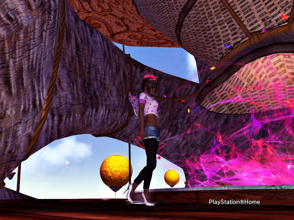 The Ladies Fashion Runway, Gojin, Oct 19, 2012, 1:02 AM, YourPSHome.net, jpg, PlayStation(R)Home Picture 18-10-2012 16-49-35.jpg