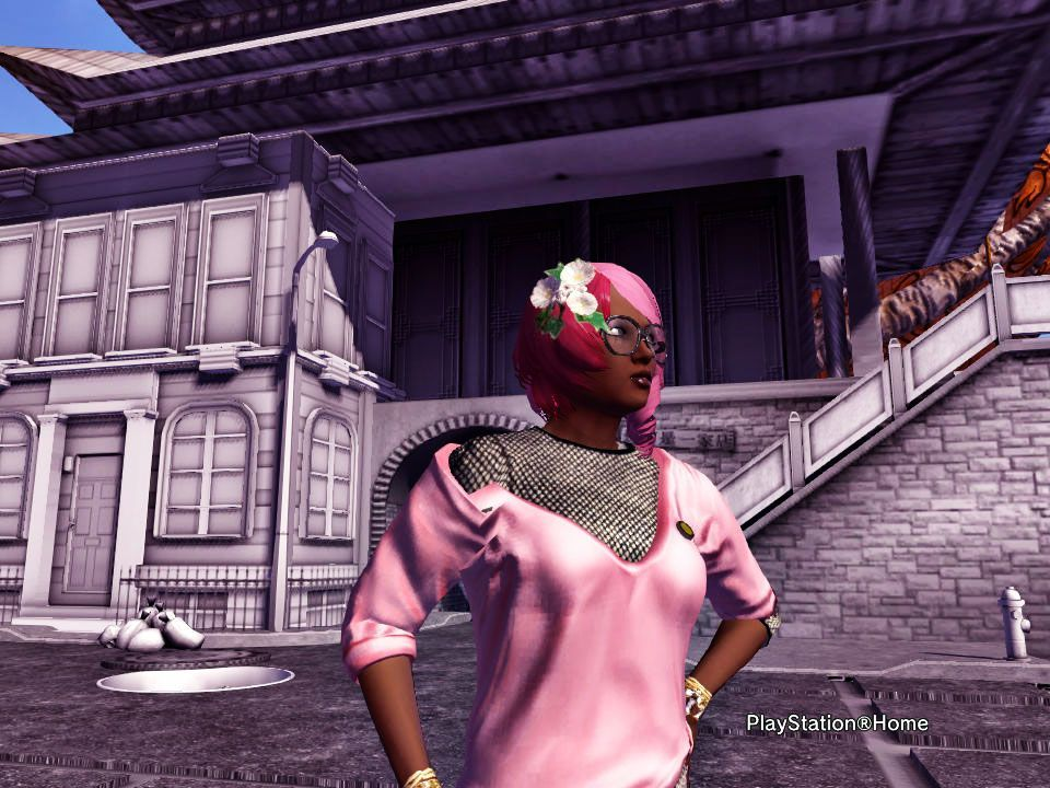 The Ladies Fashion Runway, Gojin, Oct 19, 2012, 1:02 AM, YourPSHome.net, jpg, PlayStation(R)Home Picture 18-10-2012 17-04-06.jpg