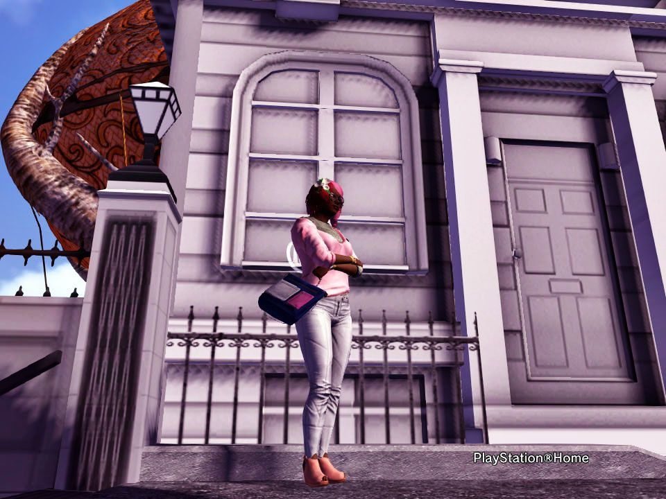 The Ladies Fashion Runway, Gojin, Oct 19, 2012, 1:02 AM, YourPSHome.net, jpg, PlayStation(R)Home Picture 18-10-2012 17-05-44.jpg