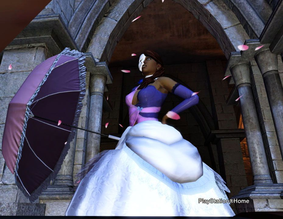 The Ladies Fashion Runway, Gojin, Oct 19, 2012, 1:02 AM, YourPSHome.net, jpg, PlayStation(R)Home Picture 18-10-2012 17-49-29.jpg