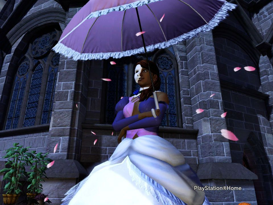 The Ladies Fashion Runway, Gojin, Oct 19, 2012, 1:02 AM, YourPSHome.net, jpg, PlayStation(R)Home Picture 18-10-2012 17-52-03.jpg