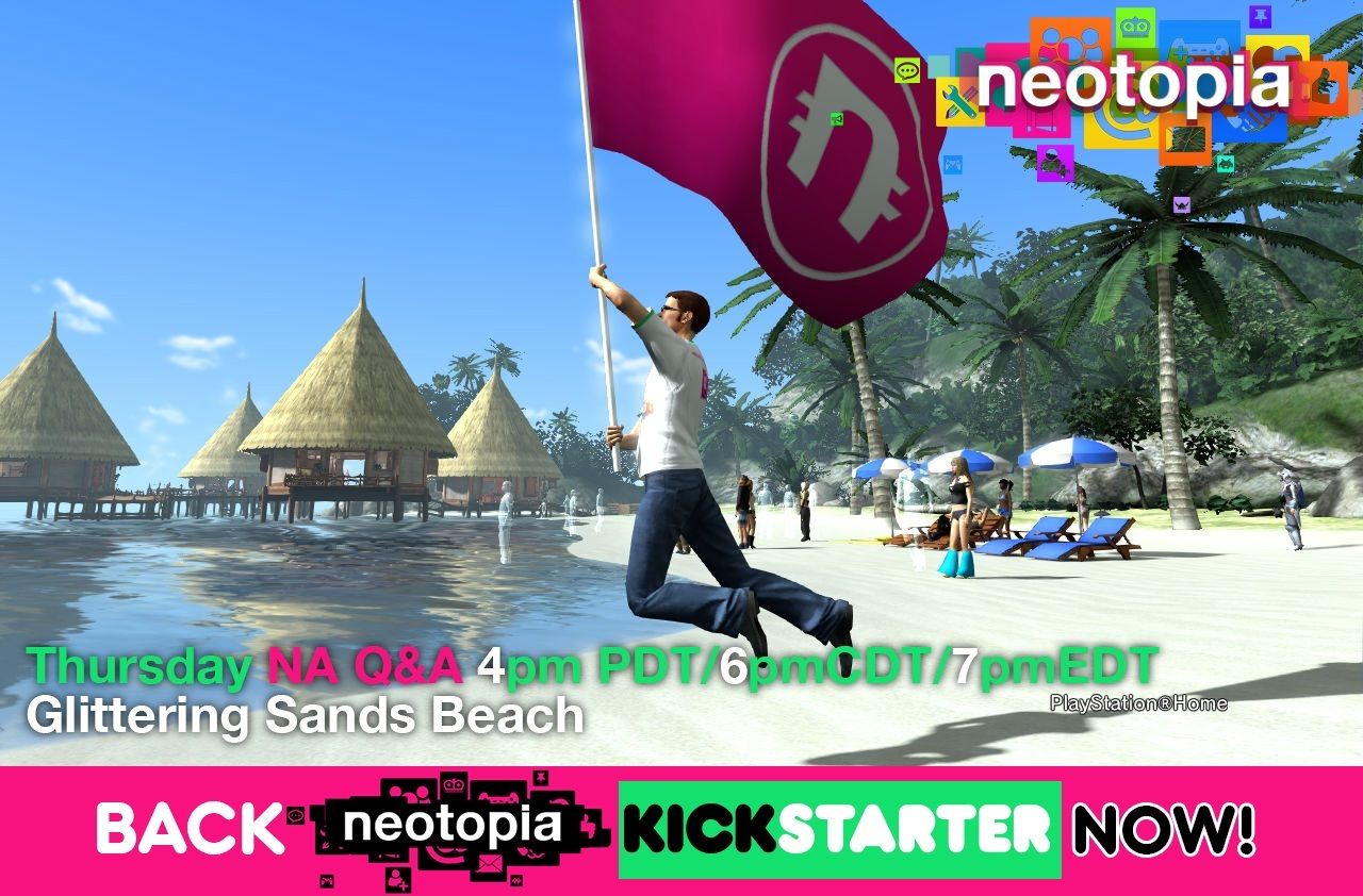 Neotopia News, kwoman32, Oct 23, 2014, 9:44 PM, YourPSHome.net, jpg, PlayStation(R)Home Picture 23-10-2014 16-53-37.jpg