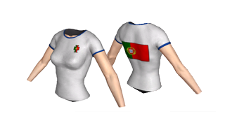 Week Two of The Soccer Supporter Collection from JAM Games! - June 4th, 2014, kwoman32, Jun 2, 2014, 7:34 PM, YourPSHome.net, png, Portugal_F_320x176.png