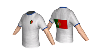 Week Two of The Soccer Supporter Collection from JAM Games! - June 4th, 2014, kwoman32, Jun 2, 2014, 7:34 PM, YourPSHome.net, png, Portugal_M_320x176.png