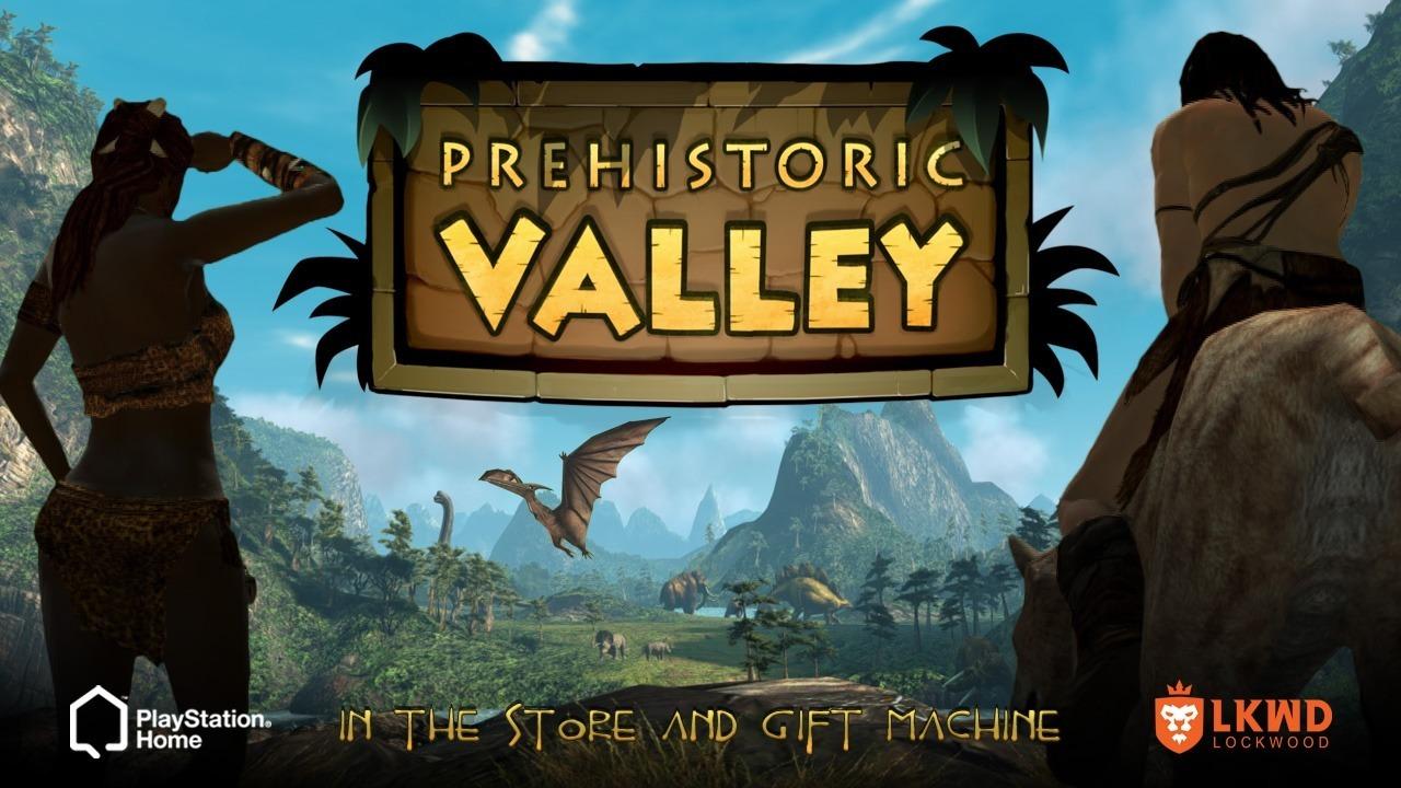 Lockwood Publishing, kwoman32, Oct 17, 2013, 5:23 PM, YourPSHome.net, jpg, Prehistoric_valley_161013_1280x720.jpg