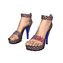 New LIVING Additions & Strictly Sparkle clothing from JAM Games - Aug. 6th, 2014, kwoman32, Aug 5, 2014, 12:05 AM, YourPSHome.net, png, Red_Sandal_shoes_128x128.png