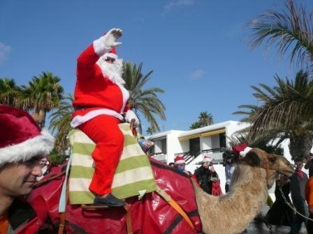 Happy Holidays, Ali, Dec 24, 2014, 11:36 PM, YourPSHome.net, jpg, santa_camel_ride.jpg