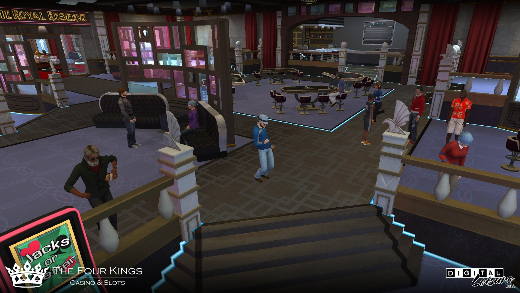 Karen chats with Digital Leisure about their new casino, The Four Kings, kwoman32, Oct 14, 2014, 7:07 PM, YourPSHome.net, jpg, ss5_VIP.jpg
