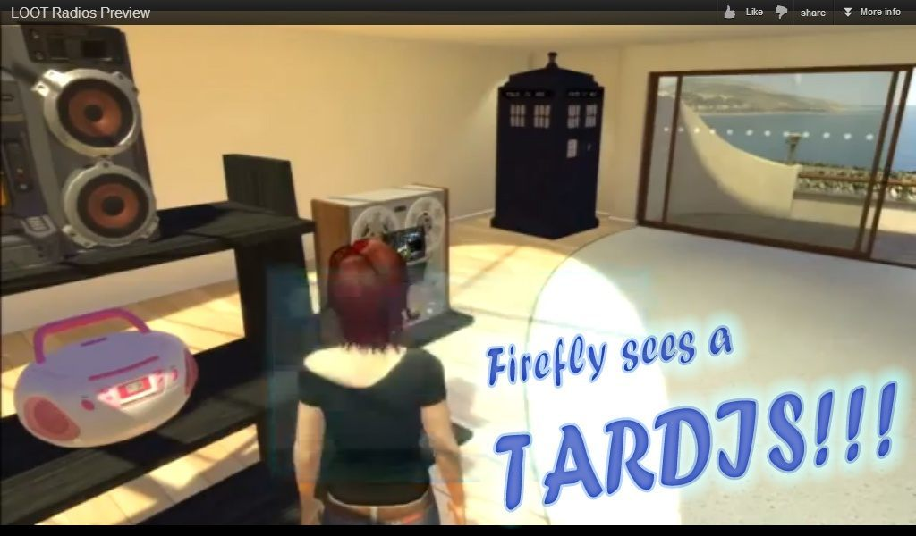 Loot Announcement, Firefly, Mar 23, 2013, 12:03 AM, YourPSHome.net, jpg, Tardis in Harbour.jpg