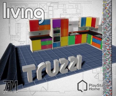 Start Living This Week From Jam Games - Jan.29th, 2014, kwoman32, Jan 27, 2014, 5:24 PM, YourPSHome.net, jpg, Truzzi_Kitchen_01_486x405.jpg