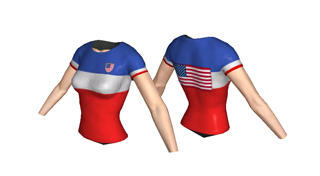 Week Two of The Soccer Supporter Collection from JAM Games! - June 4th, 2014, kwoman32, Jun 2, 2014, 7:34 PM, YourPSHome.net, png, United_States_F_320x176.png