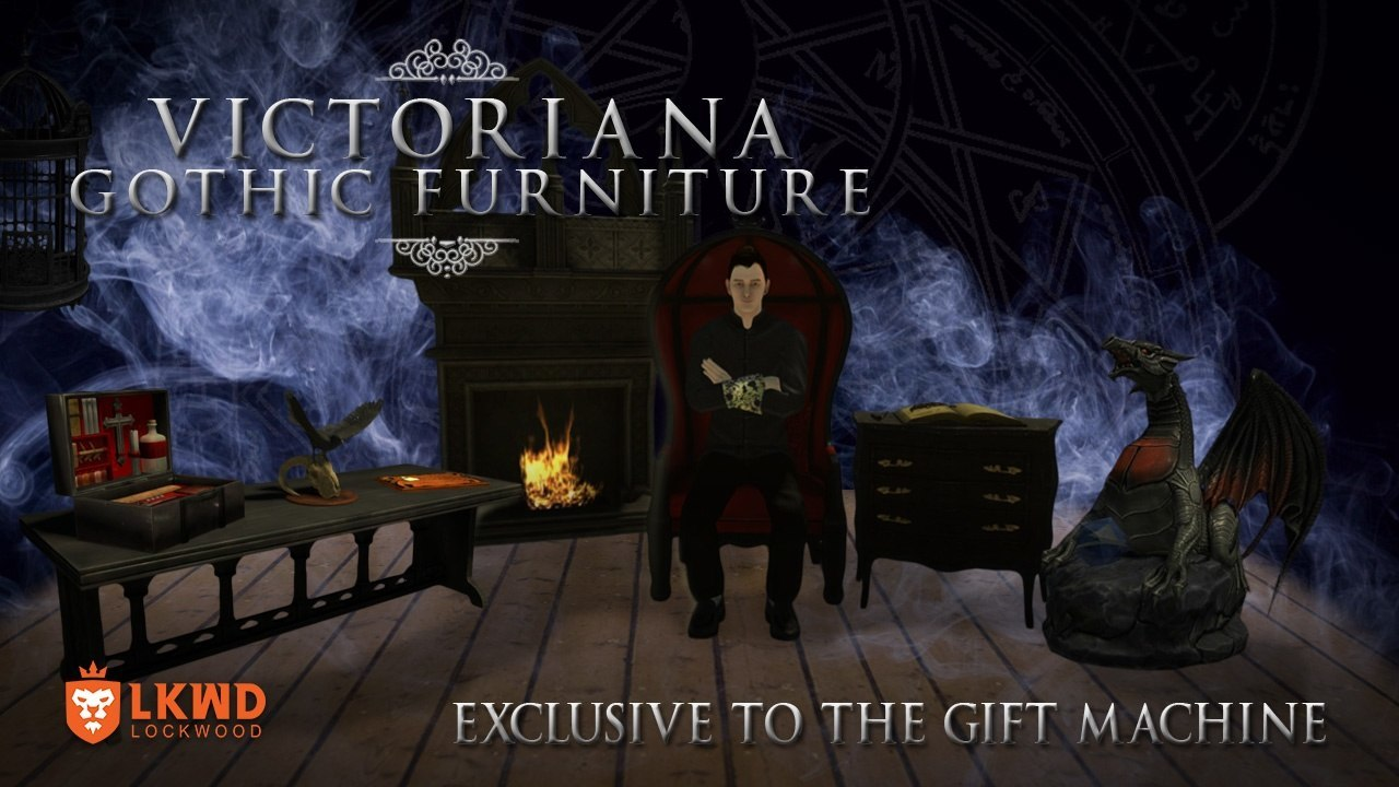 New This Week From Lockwood - Oct. 16th, 2013, kwoman32, Oct 14, 2013, 2:00 PM, YourPSHome.net, jpg, Victoriana_gothic_furniture_161013_1280x720.jpg