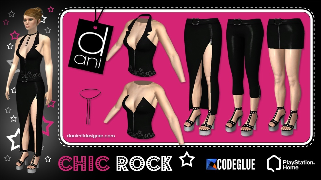 "New Dani "" Chic Rock "" Comes To Ps Home - Jan. 29th. 2014, kwoman32, Jan 27, 2014, 8:09 PM, YourPSHome.net, jpg, WEB-PROMO_CHIC-ROCK_2014_by-Dani_and_Codeglue_BLACK.jpg"