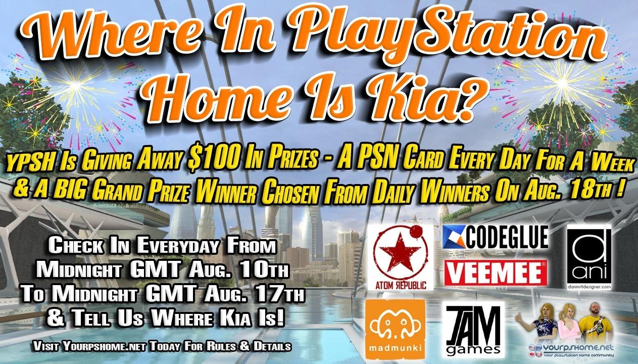 Where In PlayStation Home Is Kia? - Day Four - Aug. 14th, 2014, kwoman32, Aug 14, 2014, 1:00 AM, YourPSHome.net, jpg, WhereIsKia.jpg