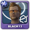 BLACK13