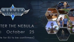 Nebula Realms to release on the 25th October in NA